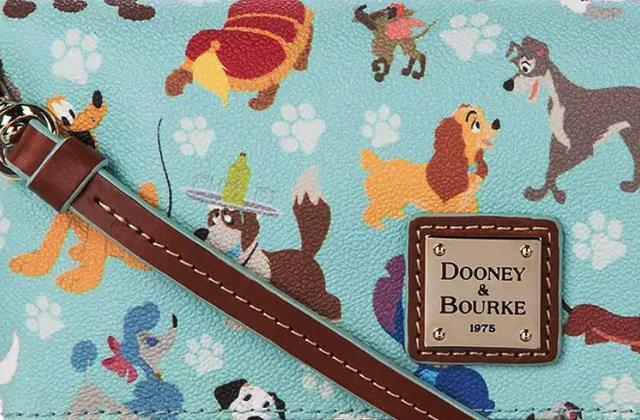 Disney met ses chiens à l'honneur dans une collection de sacs!