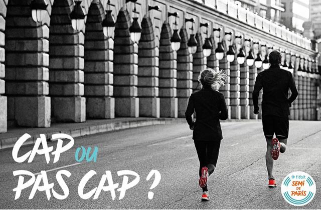 Fitbit Semi de Paris : inscris-toi avec madmoiZelleet bénéficie d'un code promo!