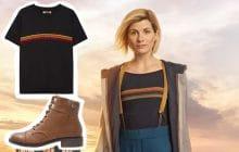 Get The Look —Docteur Whofaçon Jodie Whittaker