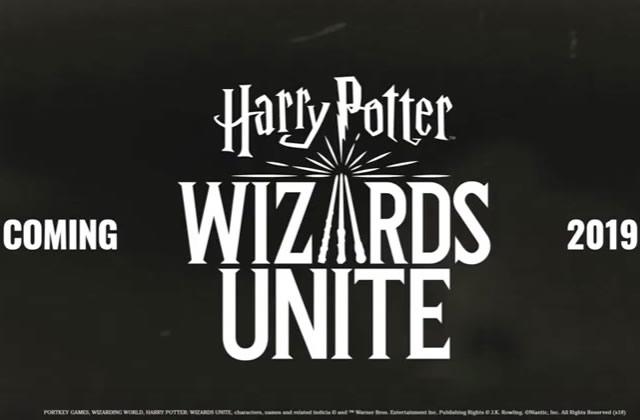 Le jeu Harry Potter Wizards Unite EST SORTI EN FRANCE