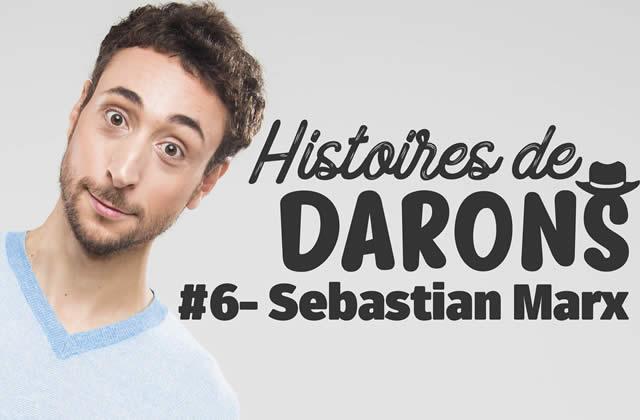 Sebastian Marx et l'éducation autour d'une double-culture dans Histoires de Darons, le podcast de Fab sur la paternité