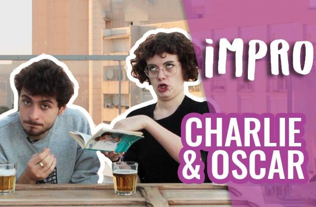 L'impro TOP DÉLIRE de Charlie&Oscar