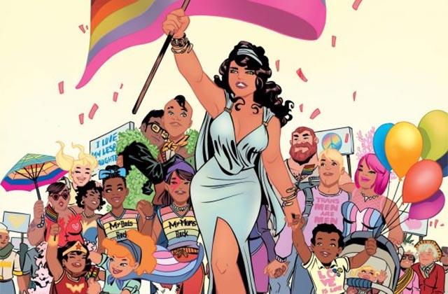 Love is love, la bande dessinée solidaire en hommage aux victimes de l'attentat d'Orlando