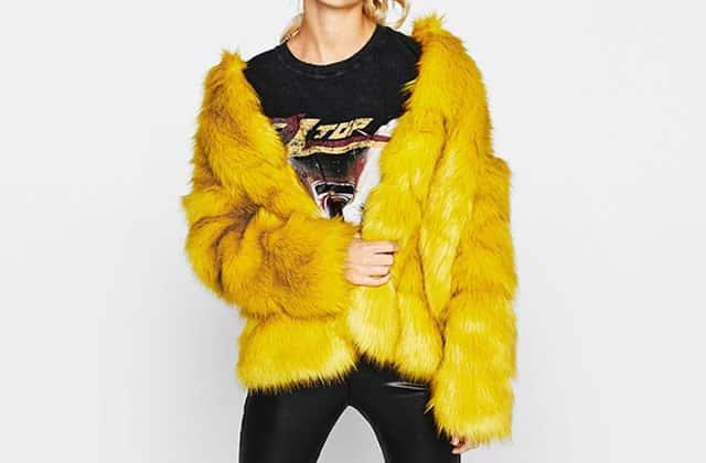 Le manteau en fausse fourrure qui ira le mieux avec ton style