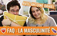 La F.A.Q. de la masculinité sur madmoiZelle, avec Antoine Daniel!