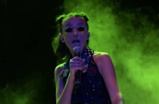 Stranger Things, saison 1 récapitulée par Millie Bobby Brown… en rap!