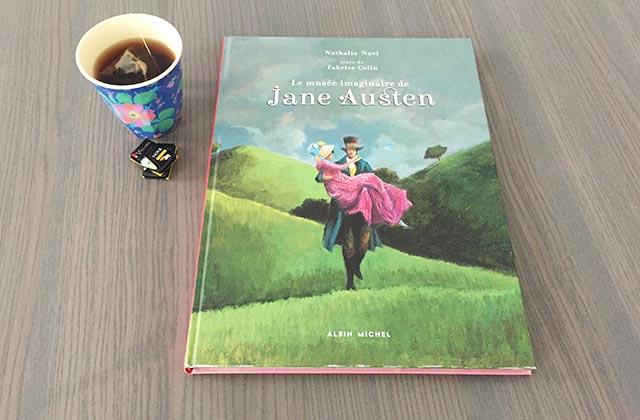Ce magnifique livre illustré sur Jane Austen remplace n'importe quel musée