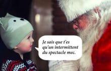 Je n'ai jamais cru au Père Noël et mon enfance a été un enfer