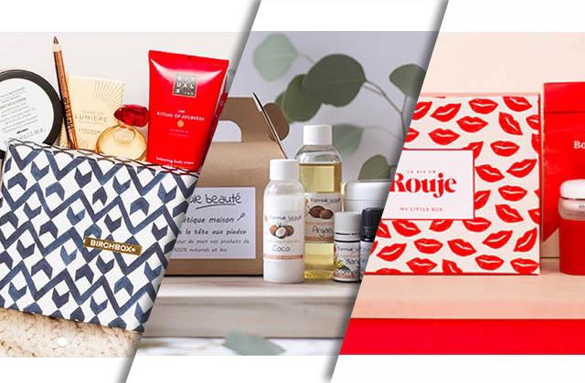 6 box beauté à offrir ce Noël pour les fans de cosmétiques