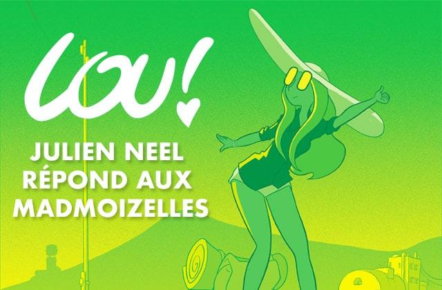 Rencontre passionnante avec le créateur de Lou, Julien Neel!