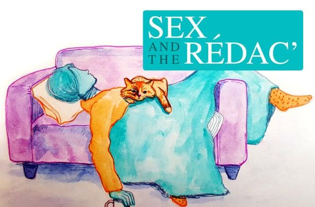 Une célibataire touche le fond (mais rebondit) dans Sex and the Rédac #8
