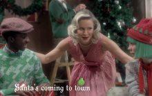 Kristen Bell fête Noël dans le nouveau clip de Sia, «Santa's Coming For Us»
