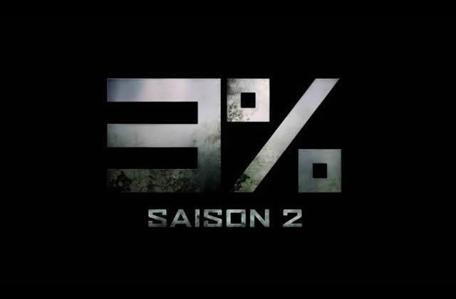 3% saison 2, ça commence aujourd'hui !