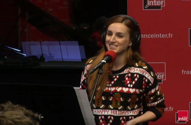 Alison Wheeler saupoudre de sel la magie de Noël pour le bonheur de tes oreilles