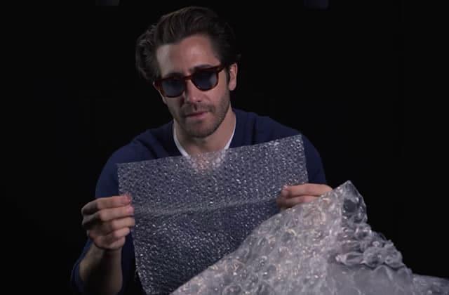 La vidéo ASMR de Jake Gyllenhaal, le moment le plus apaisant de ta journée