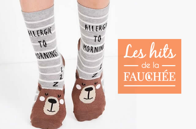 Des jolies chaussettes aux pieds—Les 10 Hits de la Fauchée