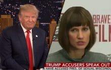 Les femmes accusant Trump d'agression sexuelle réclament que justice soit faite