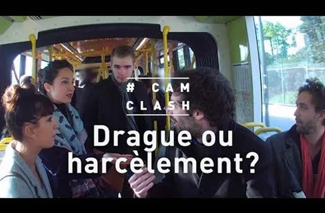 Drague ou harcèlement? Cam Clash pose la question