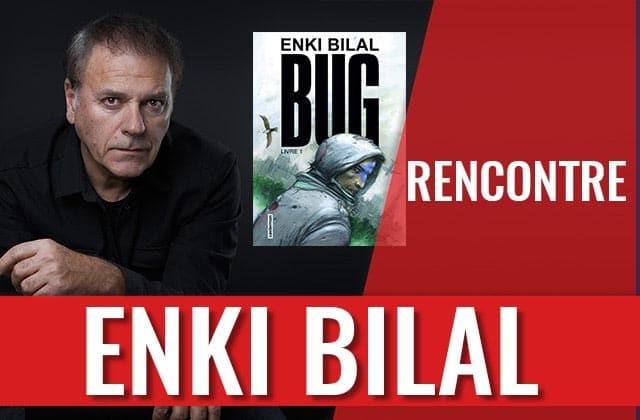 [REPLAY] Le dessinateur BD Enki Bilal répond en live aux questions des madmoiZelles !