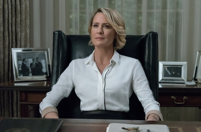 House of Cards continue mais sans Kevin Spacey : Robin Wright prend la tête d'affiche