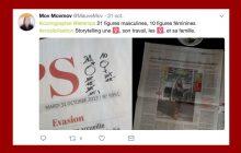 Les femmes, si invisibles dans les journaux? L'autocritique du quotidien suisse Le Temps