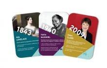 Ce jeu de cartes féministe fait sortir les femmes de l'ombre