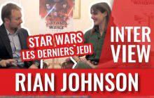 Le réalisateur des Derniers Jedi et Marion Séclin discutent représentation et personnages féminins