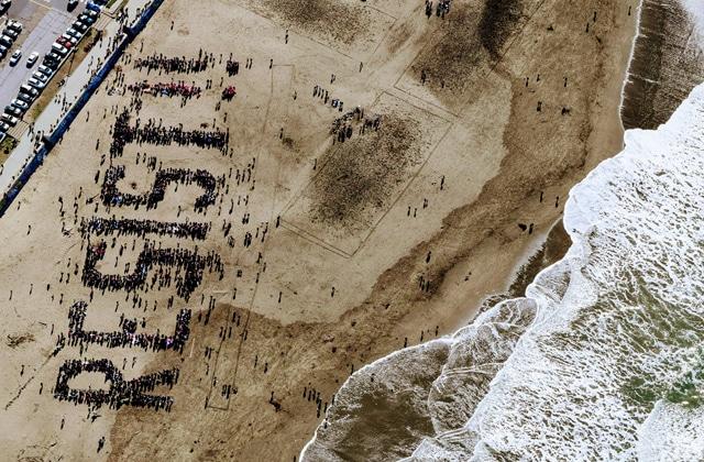 Militer pour le climat, c'est danser sur le fil entre espoir et désespoir