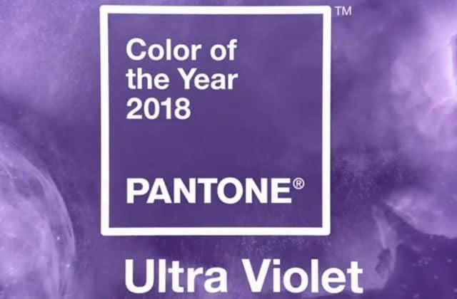 Pourquoi Ultra-Violet, la couleur Pantone 2018, est-elle politique ?