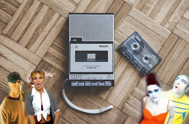 Viens écouter notre playlist qui te fera vibrer au rythm of the 90's !