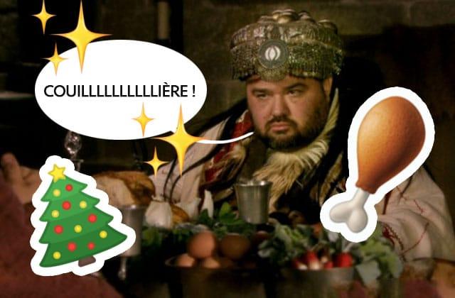 Les répliques cultes de Kaamelott à sortir au repas de Noël !