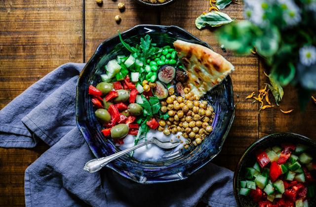 Quelles vont être les tendances nourriture de 2018 selon Pinterest?