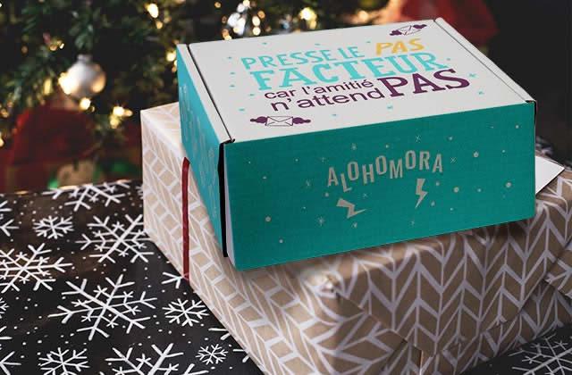Découvre tout ce que contient la box madmoiZelle de décembre!