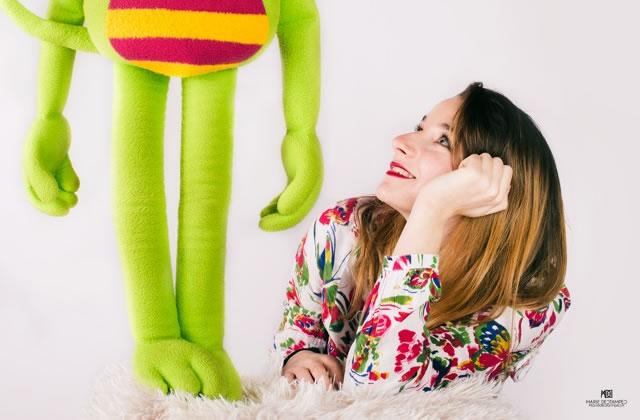 J'ai 18 ans et j'exerce un art peu commun: la ventriloquie!