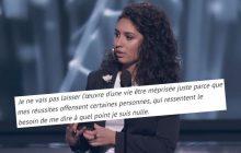 Alessia Cara répond aux haters suite à sa victoire aux Grammy Awards