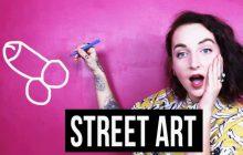 Découvre l'univers du street-art, car il n'y a pas que Banksy dans la vie !