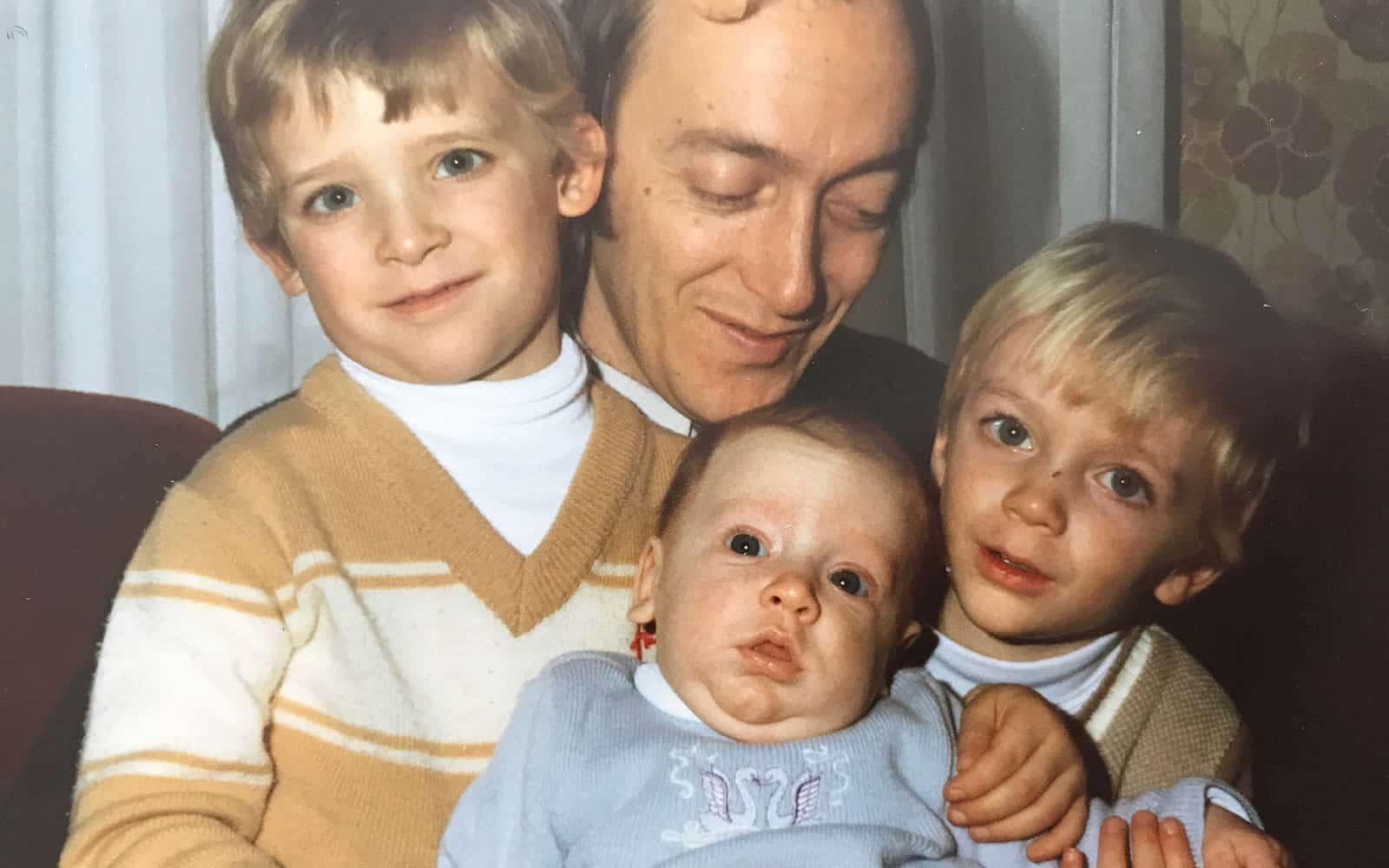 Bernard, 70 ans, mon Daron, et ses 40 ans de paternité