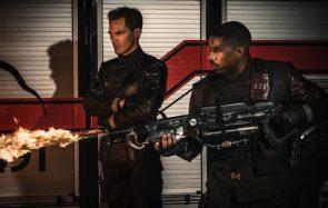 Fahrenheit 451 s'offre une bande-annonce brûlante