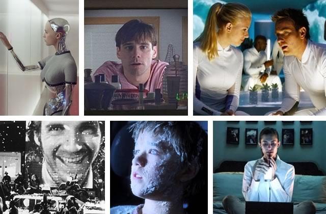 6 bons films de science-fiction pour rester dans l'esprit Black Mirror