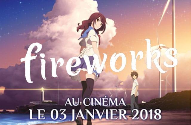 3 raisons d'aller voir Fireworks, la romance d'animation japonaise de l'année