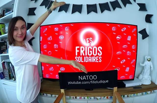 Les frigos solidaires, super initiative présentée par Natoo!