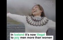 L'Islande rend illégaux les écarts de salaire entre hommes et femmes