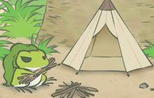 Le nouveau Neko Atsume conte l'adorable voyage d'une grenouille