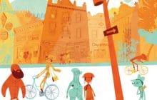 Un livre illustré rend hommage à Montréal dans toute sa beauté et sa gaieté