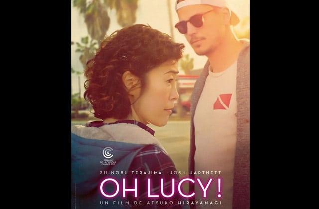 Oh Lucy, un road-trip japonais innovant et sensible, entre solitude et amour déçu