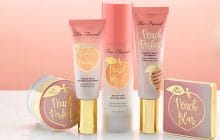 Peaches and Cream de Too Faced, la nouvelle gamme qui fleure déjà le printemps