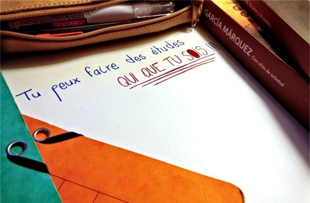 Pour adapter tes études à ta vie perso, voici le régime spécial d'études !