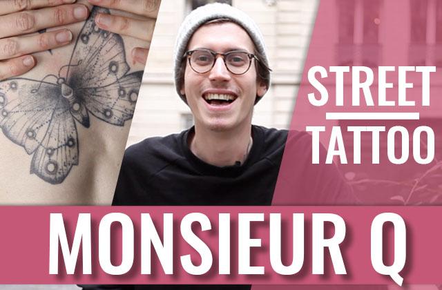 Street Tattoos – Quentin Zuttion (Monsieur Q)