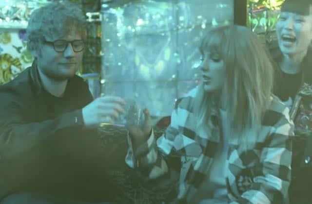 Taylor Swift fait la fête autour du monde avec Ed Sheeran et Future dans «End Game»