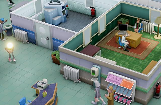 Le successeur de Theme Hospital est sorti!